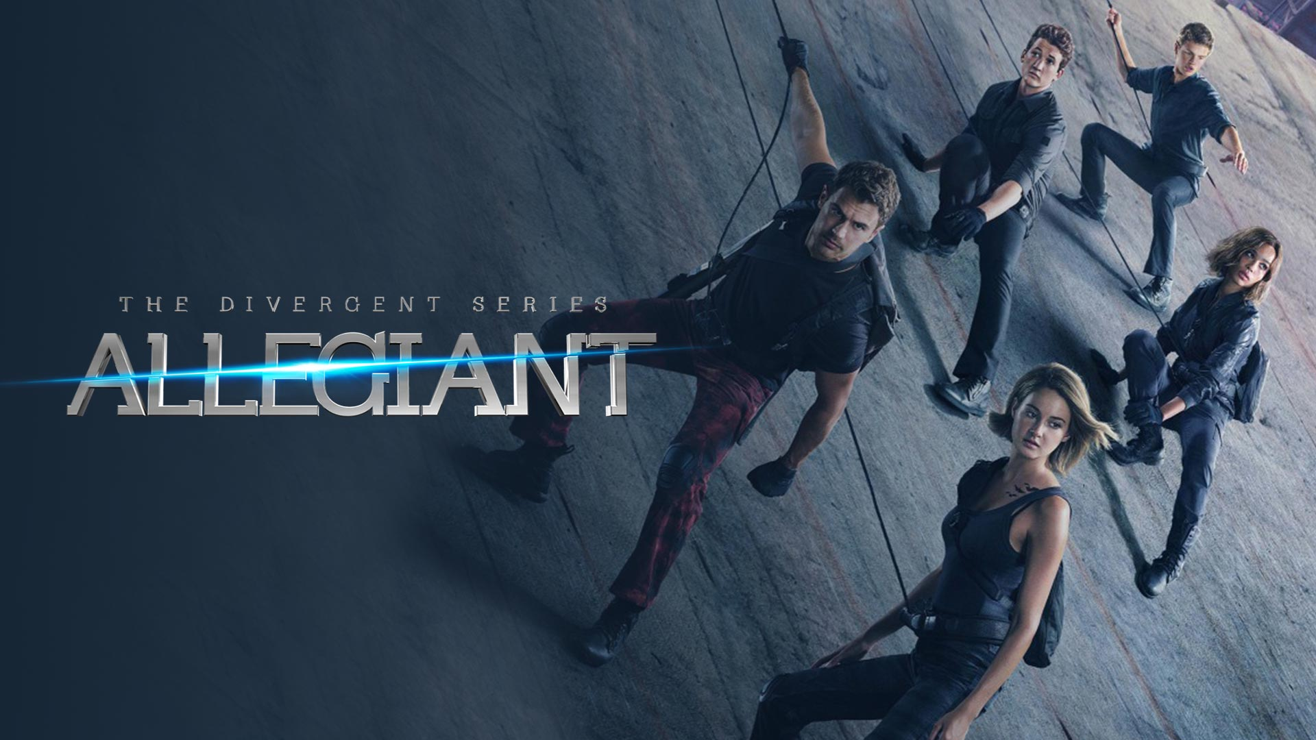 The Divergent Series: Allegiant (HDR) (en) (4K UHD)