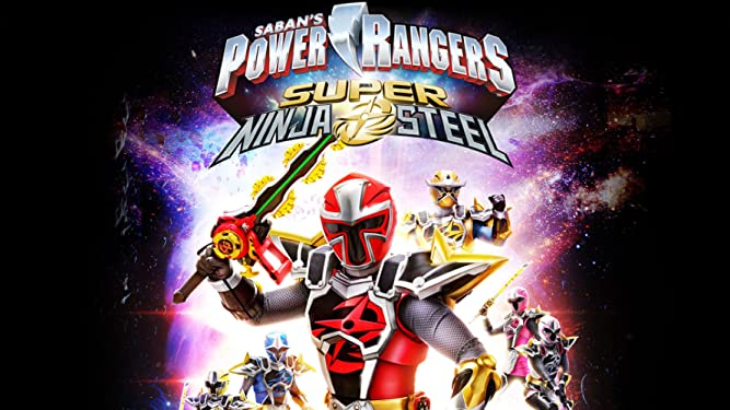 Amazon.com: Power Rangers: Super Ninja Steel - Season 1 ...