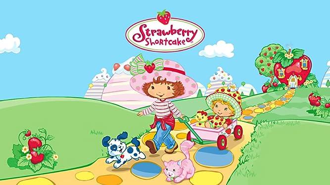 Strawberry Shortcake Season 2