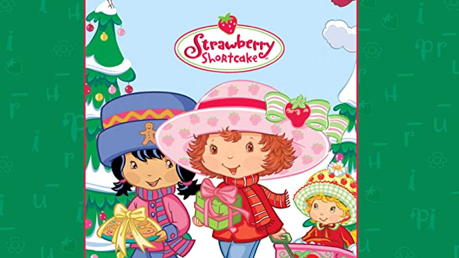 Strawberry Shortcake Season 4