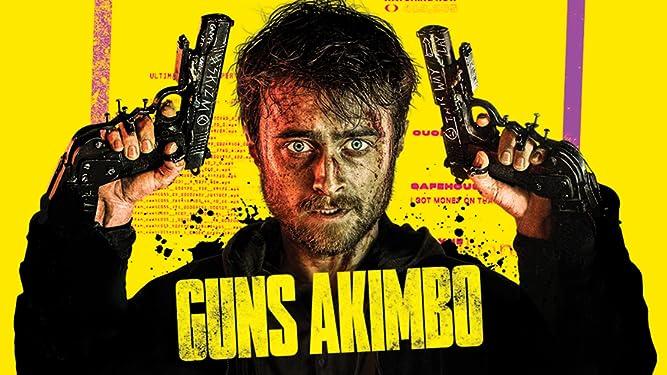 Watch Guns Akimbo   Prime Video