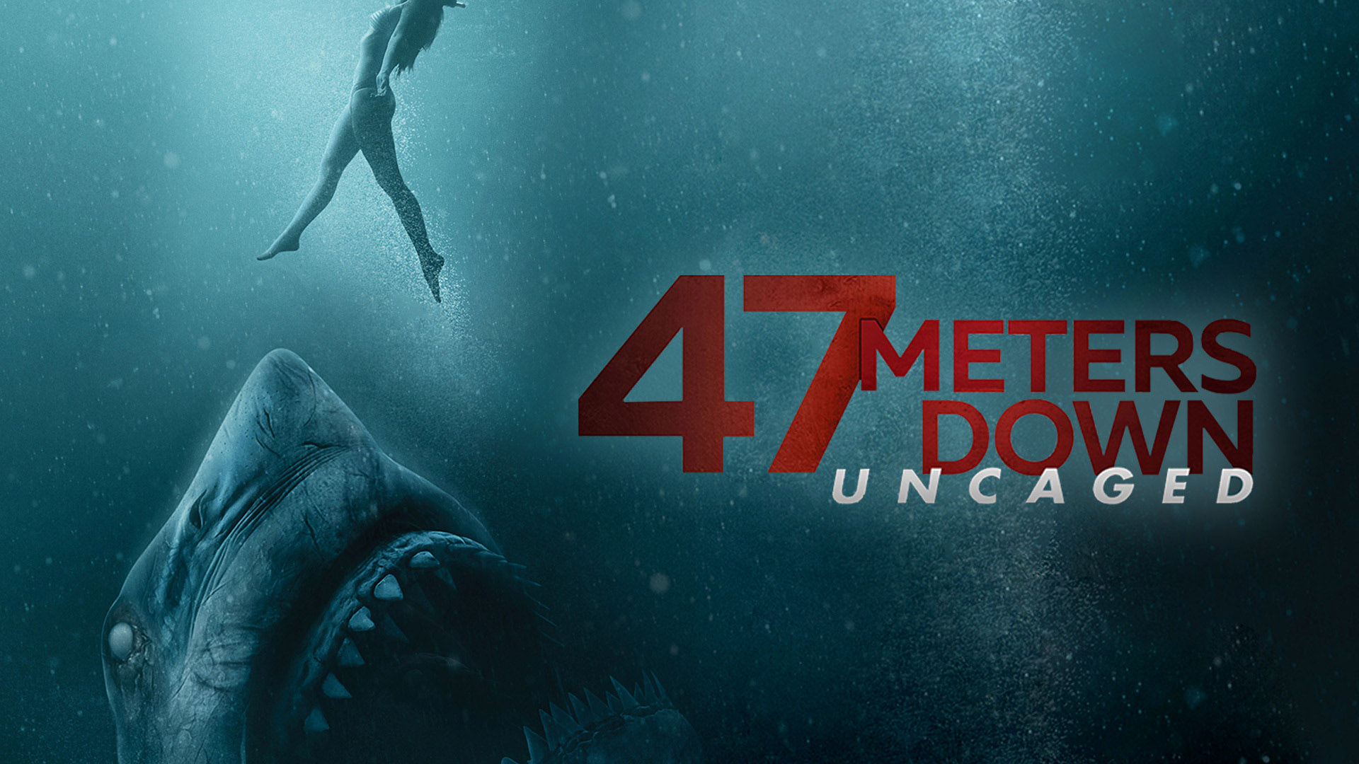 47 Meters Down: Uncaged (4K UHD)
