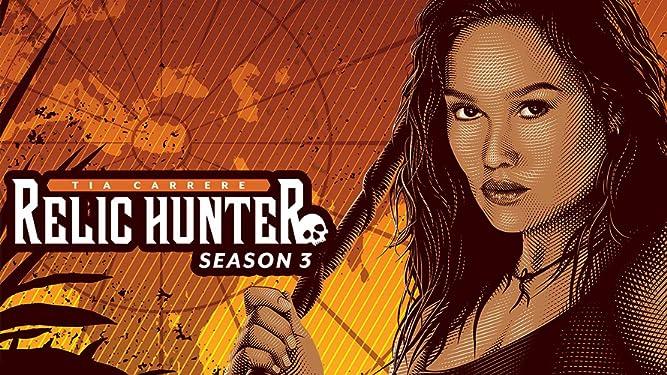 Relic Hunter - Season 3