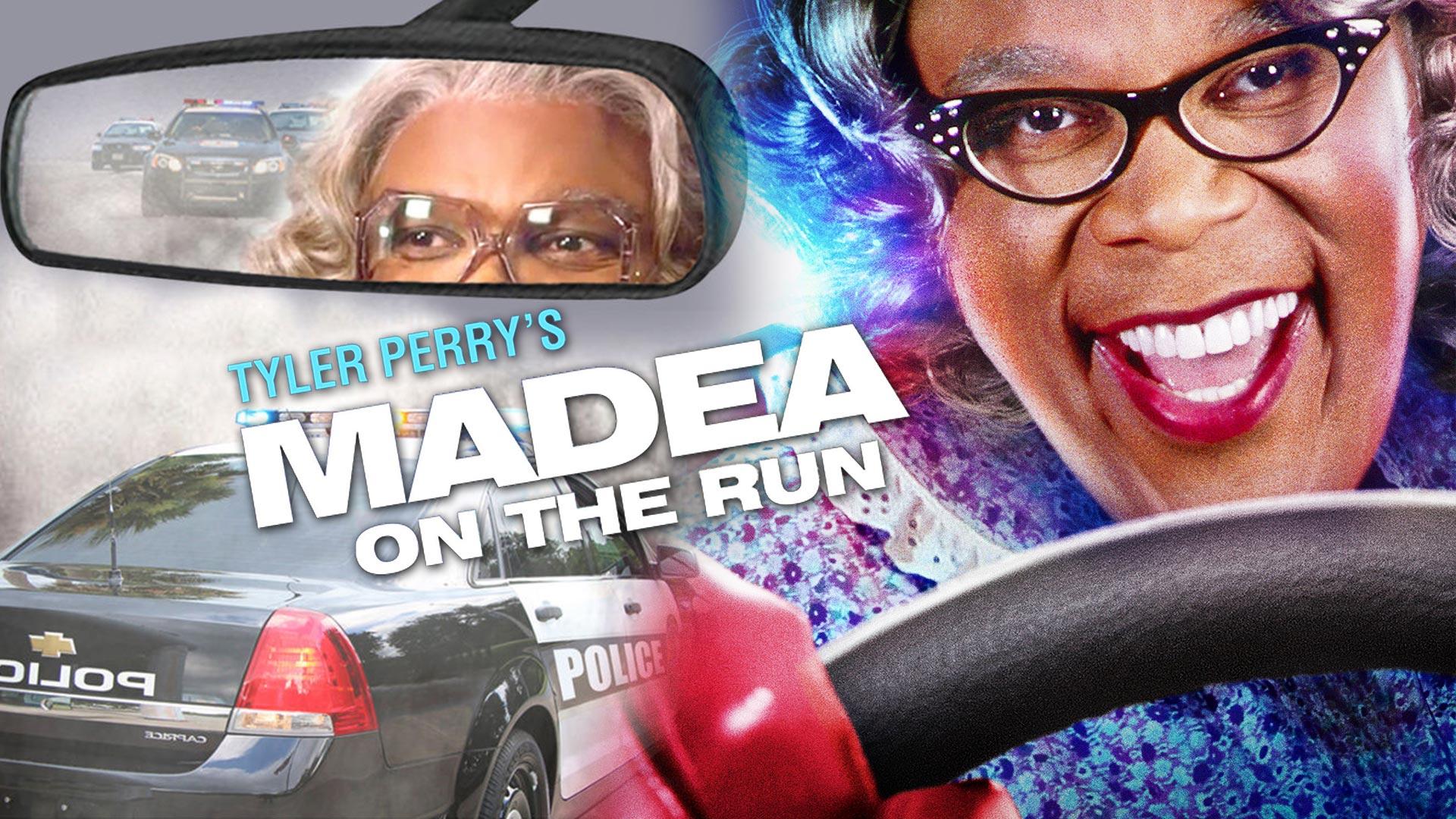 Tyler Perry's Madea on the Run