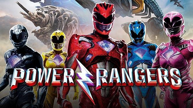 Amazon.com: Sabans Power Rangers: Dacre Montgomery, Naomi ...