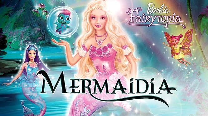 Barbie Mermaidia