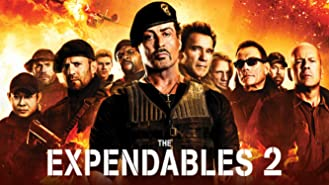 The Expendables 2 (4K UHD)