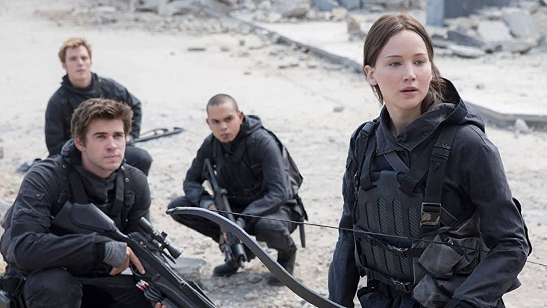 watch hunger games mockingjay part 2 free