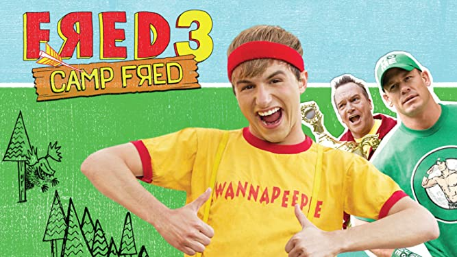 Fred 3: Camp Fred [Español]