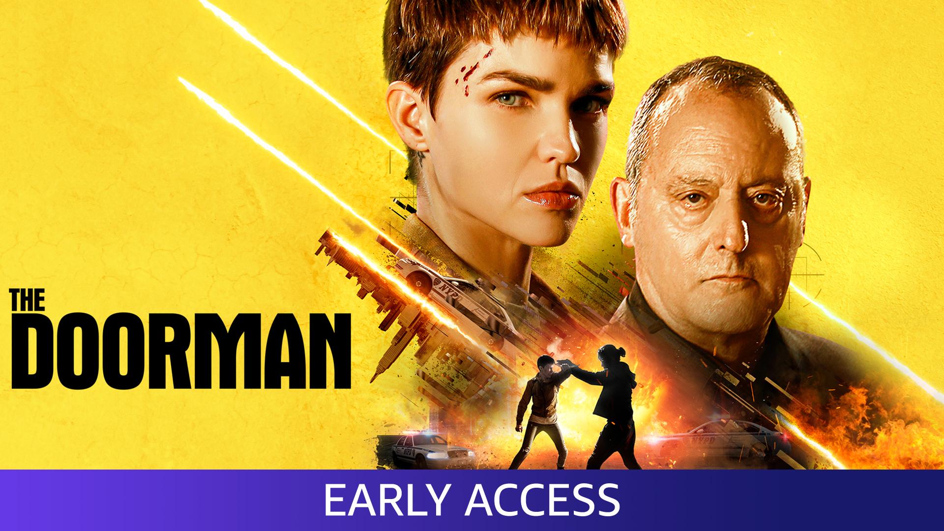 The Doorman (4K UHD)