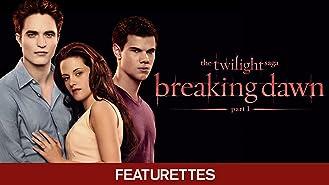 Breaking Dawn - Part 1 Featurettes