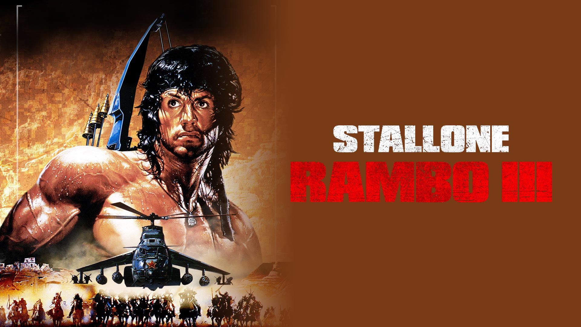 Watch Rambo First Blood Part 2 Prime Video