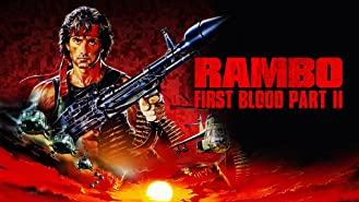 Rambo: First Blood Part 2 (4K UHD)