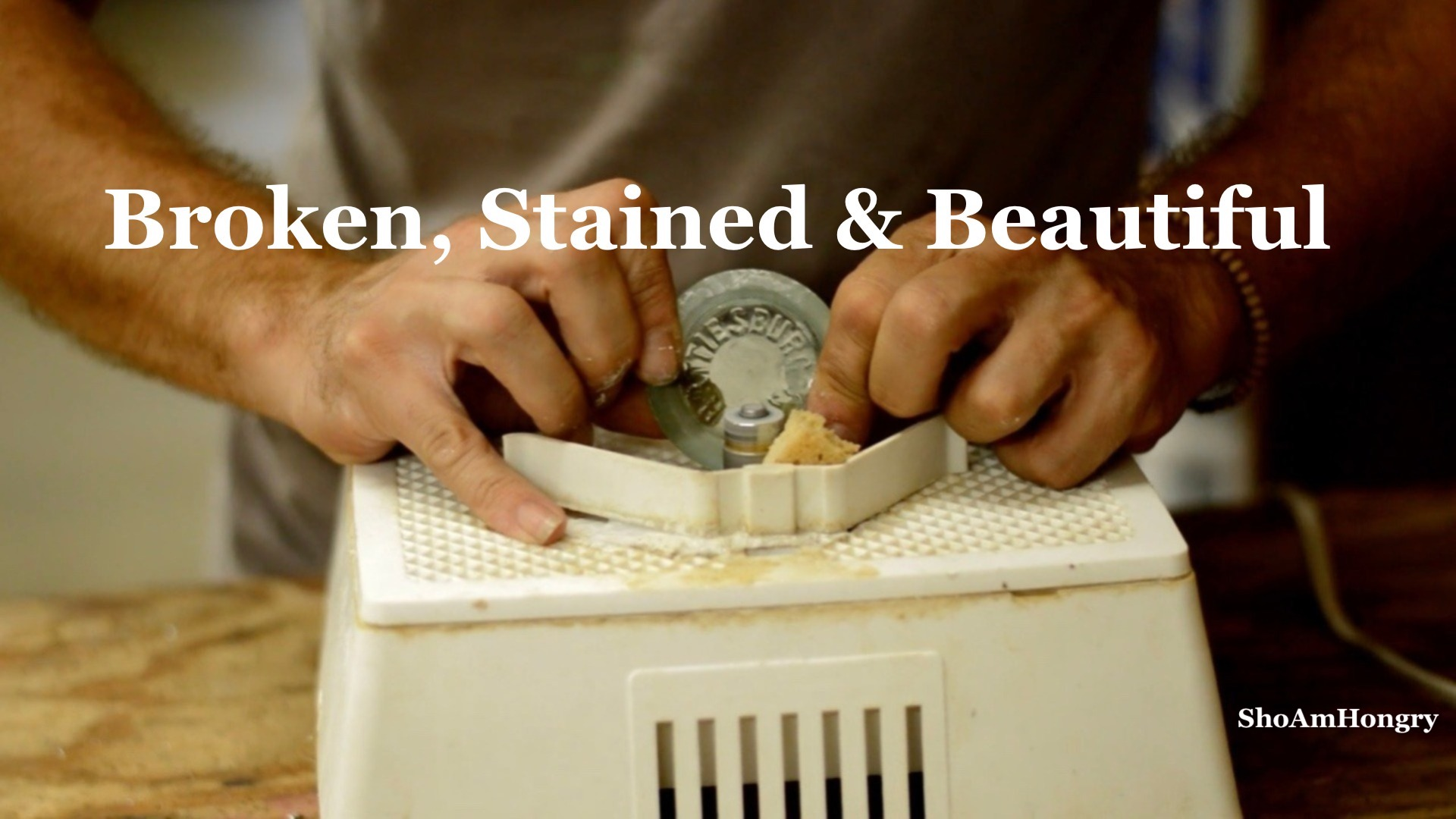 Broken, Stained & Beautiful