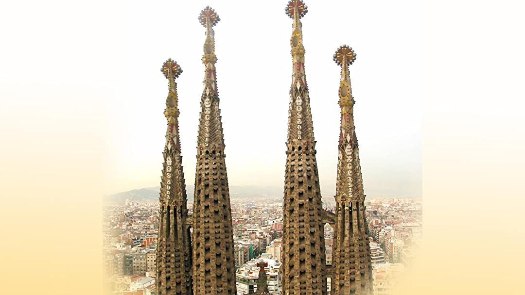 Amazon.com: Gaudis Barcelona: Antoni Gaudi, Robert Elms ...