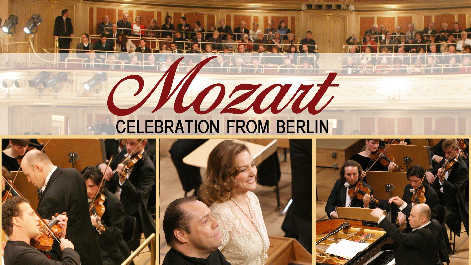 Mozart Celebration from Berlin