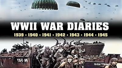 WWII War Diaries