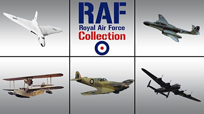 Watch Raf Royal Air Force Collection Prime Video