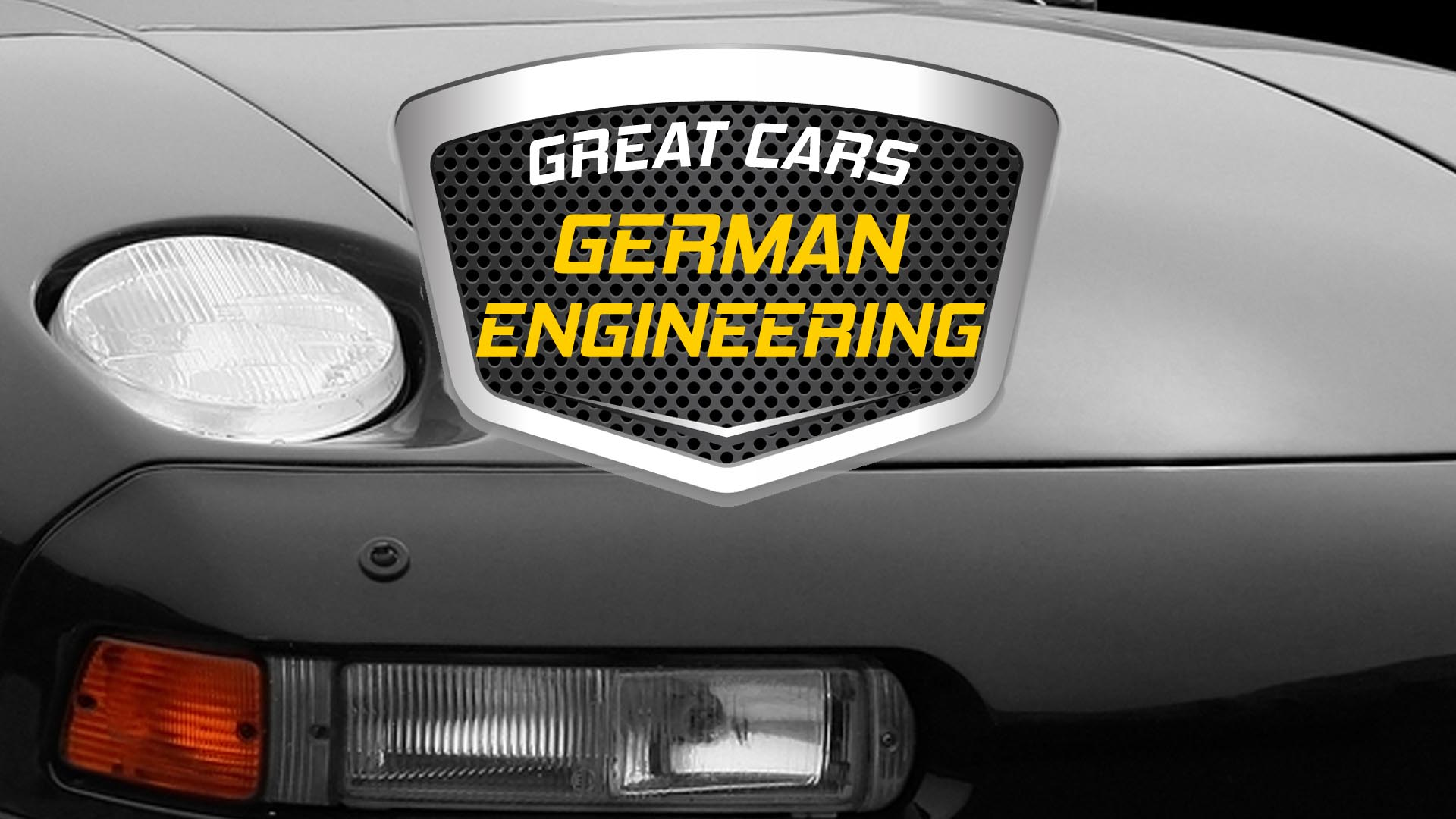 Great Cars: German Engineering