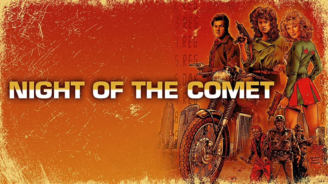 Watch Night Of The Comet Prime Video