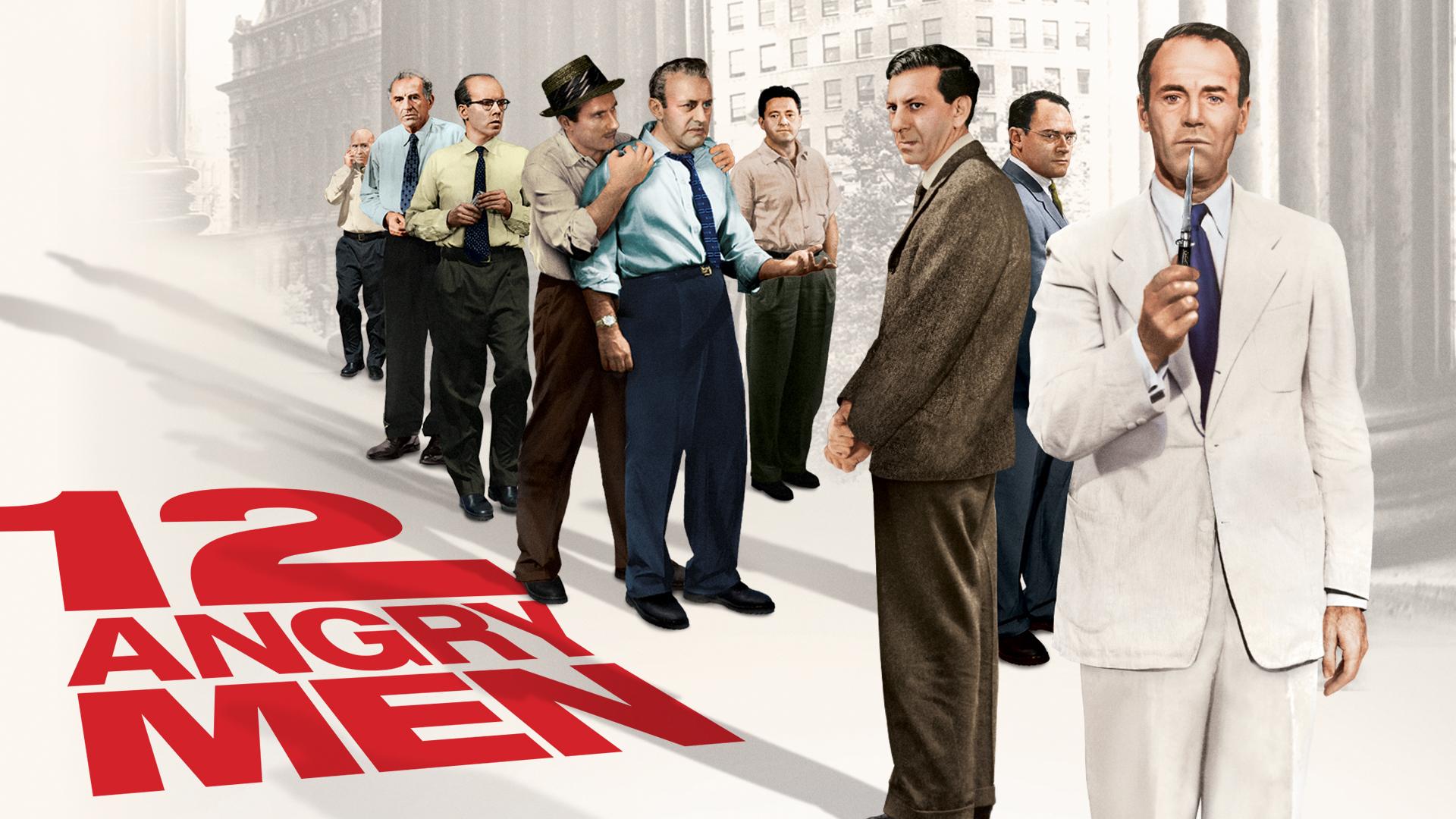 12 Angry Men (1957) Crime, Drama