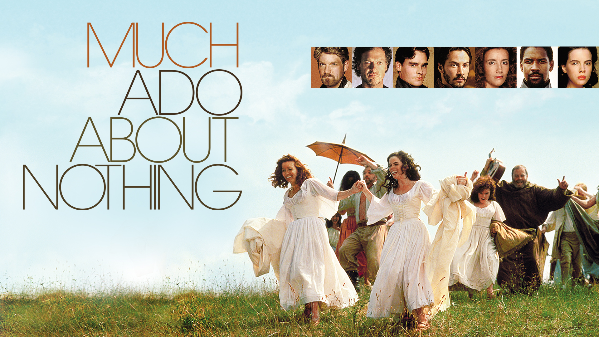 Much Ado About Nothing   1993   Emma Thompson   Kenneth