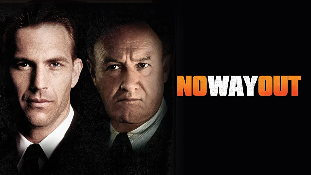 Image result for No Way Out movie