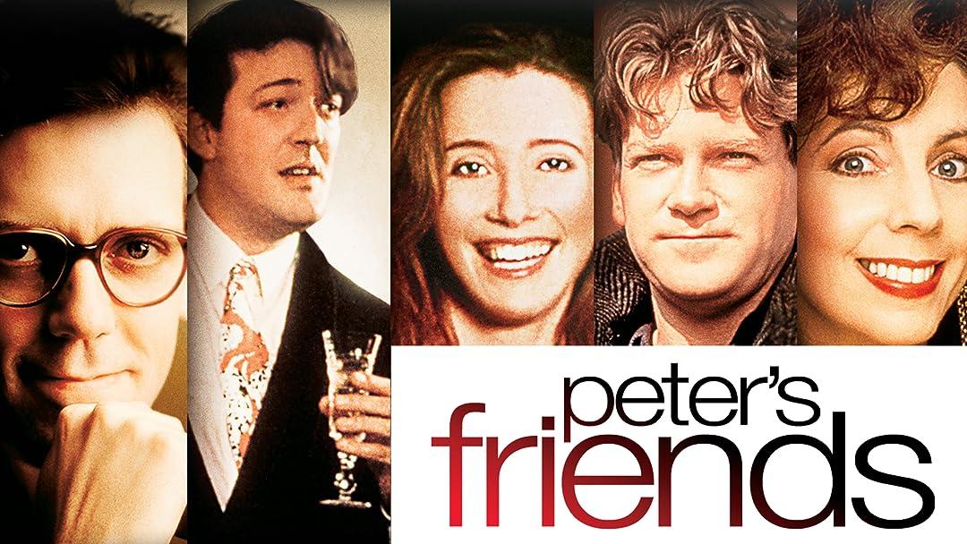 Watch Peter's Friends | Prime Video