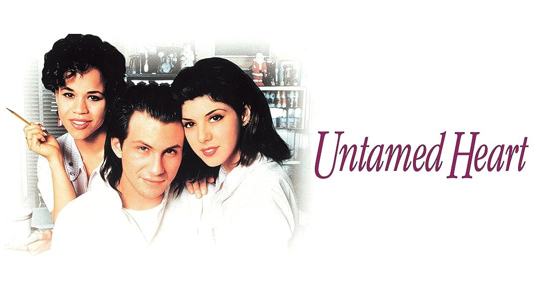 Amazon.com: Untamed Heart: Christian Slater, Marisa Tomei, Rosie ...