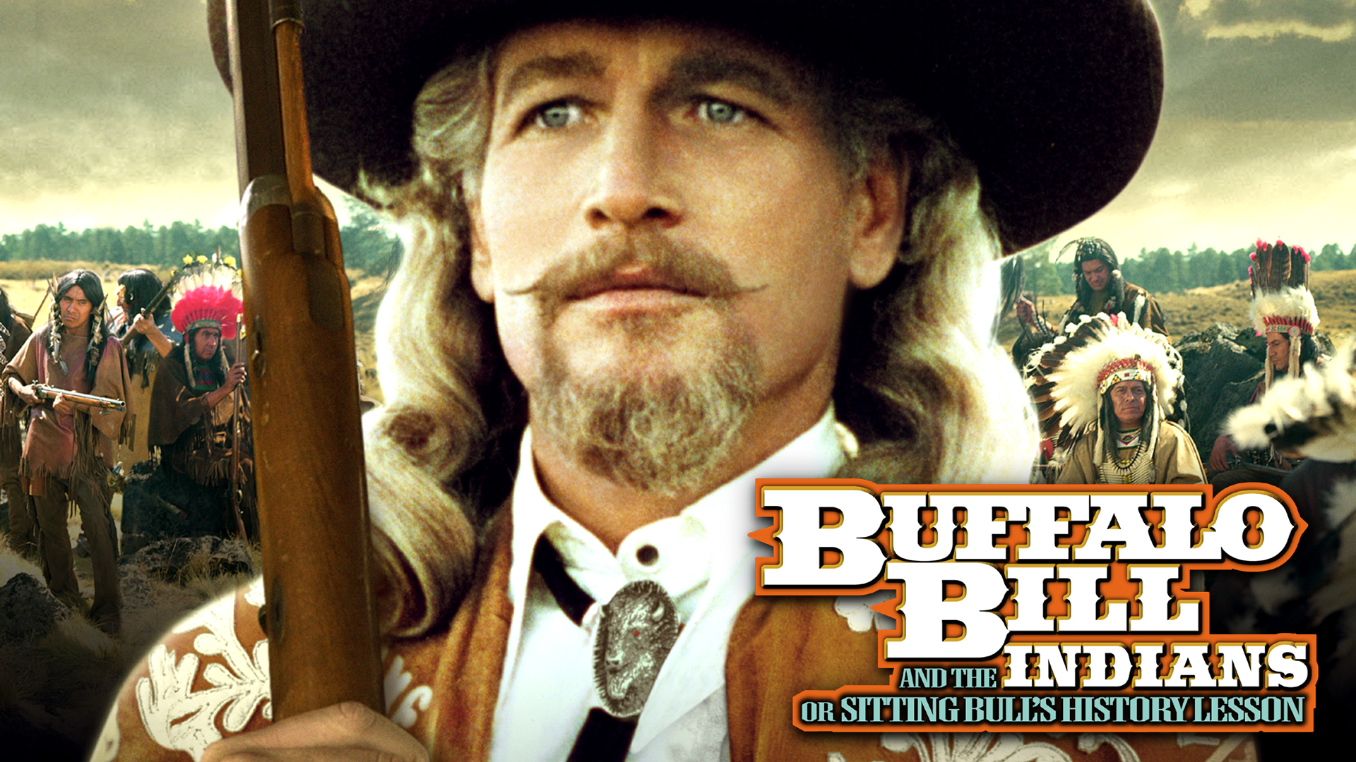Buffalo Bill And The Indians 1976 - Comedy, Western