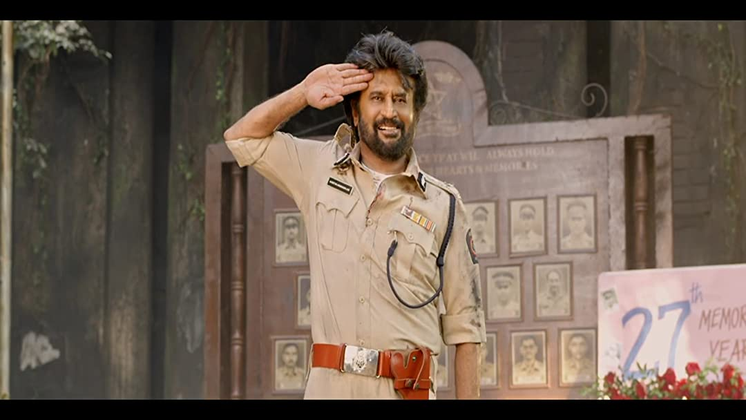 Watch Darbar Tamil Prime Video
