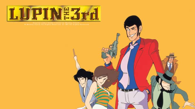 Lupin the 3rd, Part 2 (English Dub)