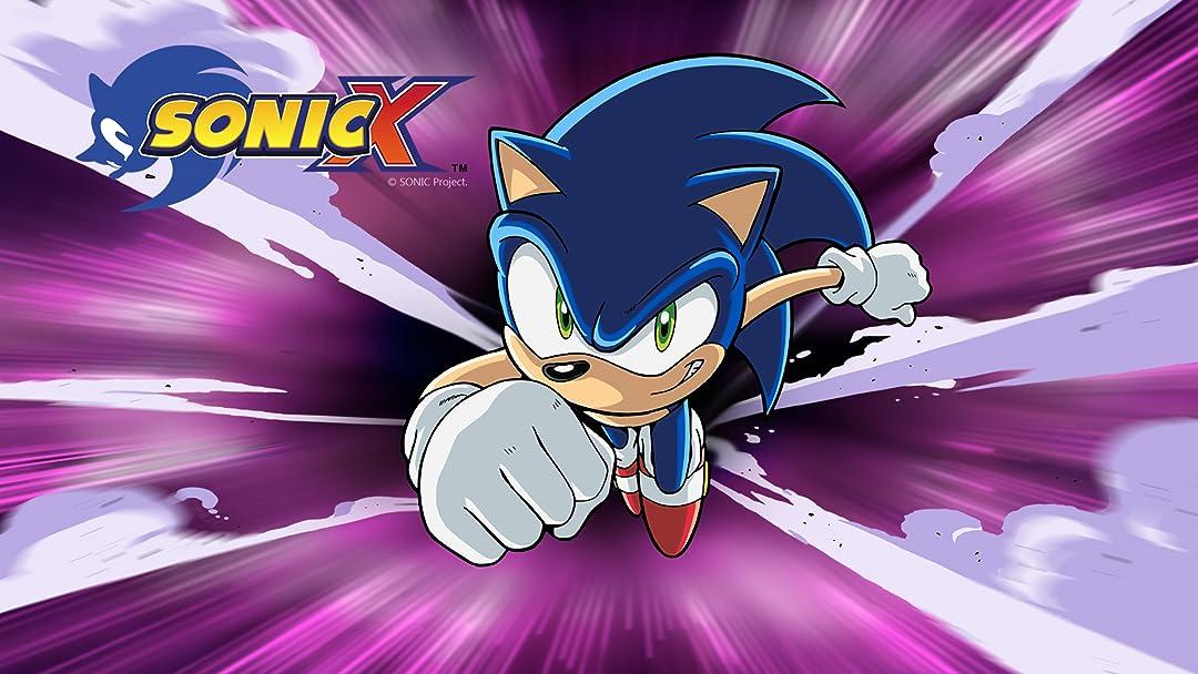 Amazon Com Watch Sonic X Prime Video