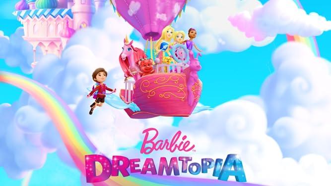 Barbie Dreamtopia (Spanish Audio)