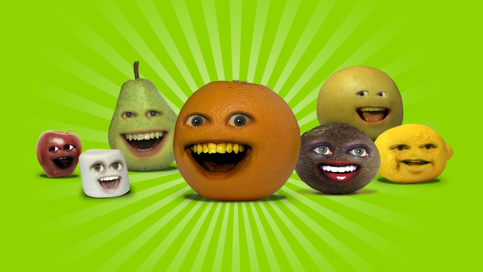 Watch Clip: Annoying Orange vs Fruit Ninja | Prime Video
