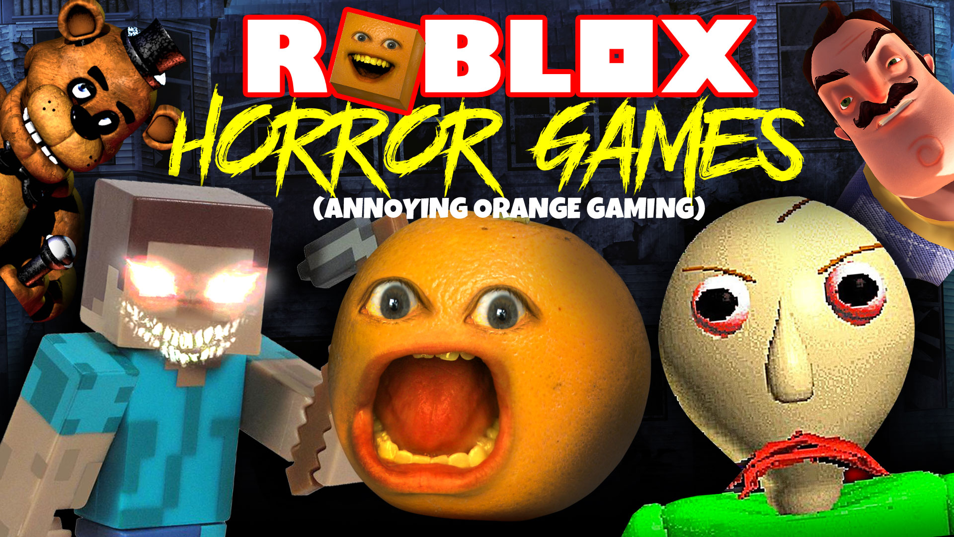 Roblox Oof Annoying Orange Plays Watch Clip Weirdest Roblox Games Annoying Orange Gaming Prime Video