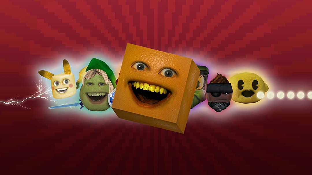 Watch Clip Annoying Orange Midget Apple Let S Play Akinator Gaming Prime Video