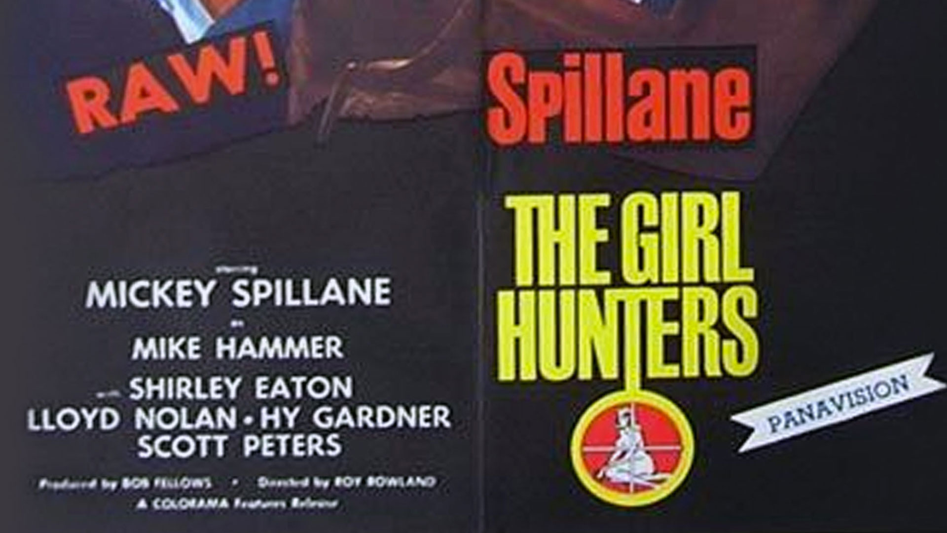 The Girl Hunters