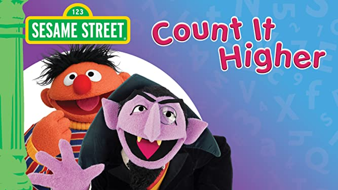 Sesame Street: Count It Higher