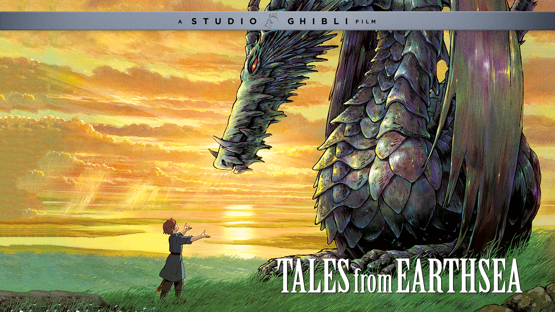 Tales from Earthsea (English Language)
