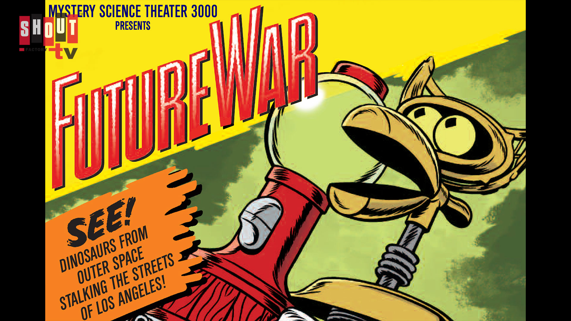 Mystery Science Theater 3000: Future War