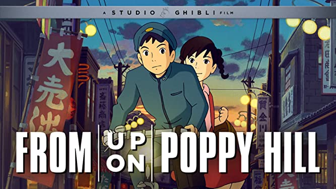 From Up on Poppy Hill (English Language)