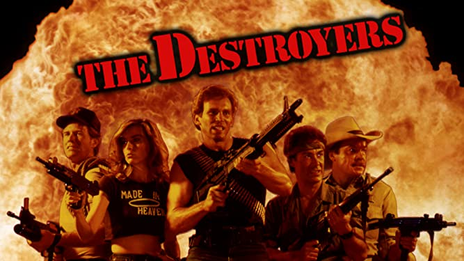 The Destroyers