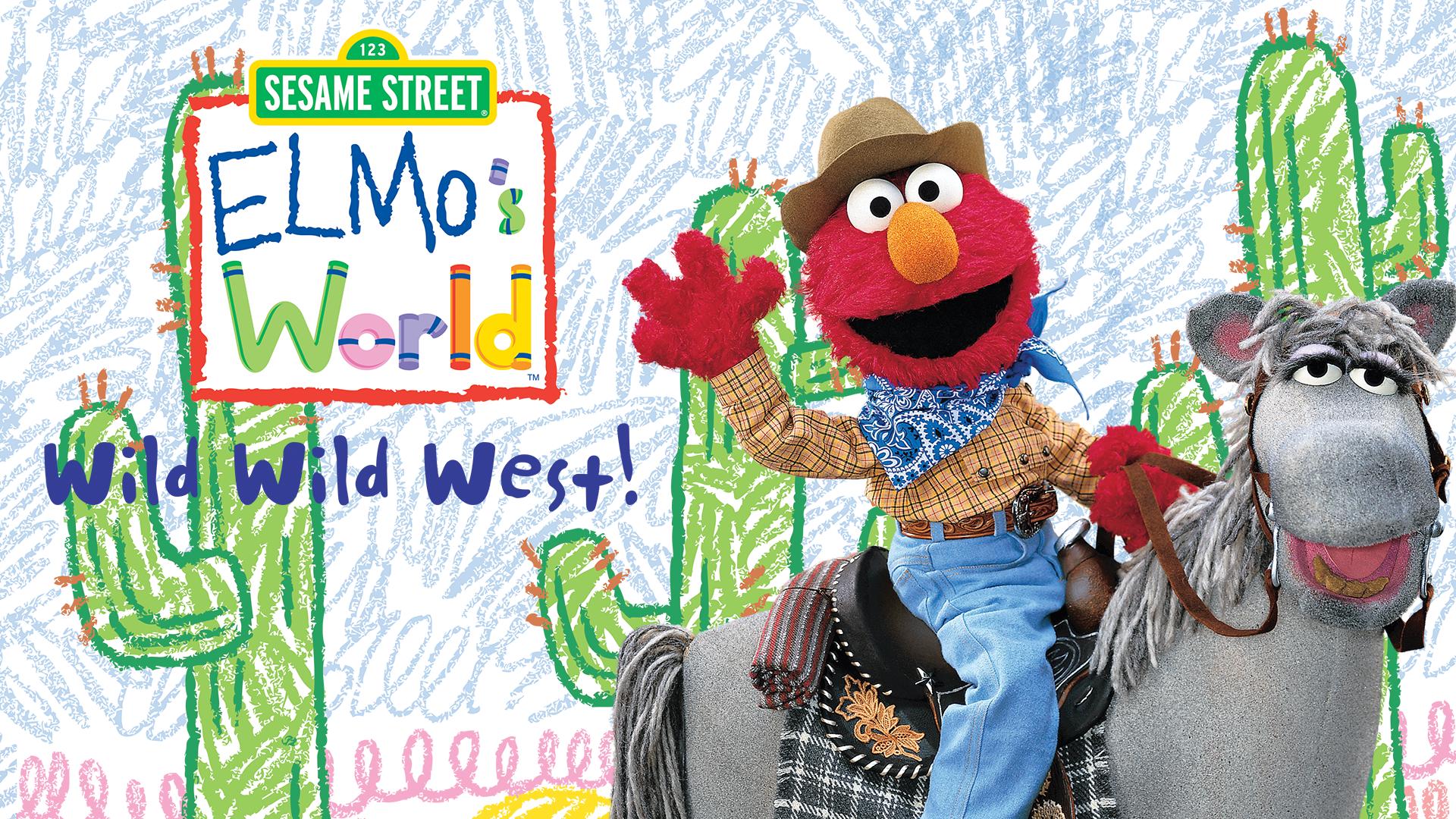 Sesame Street: Elmos Wild Wild West