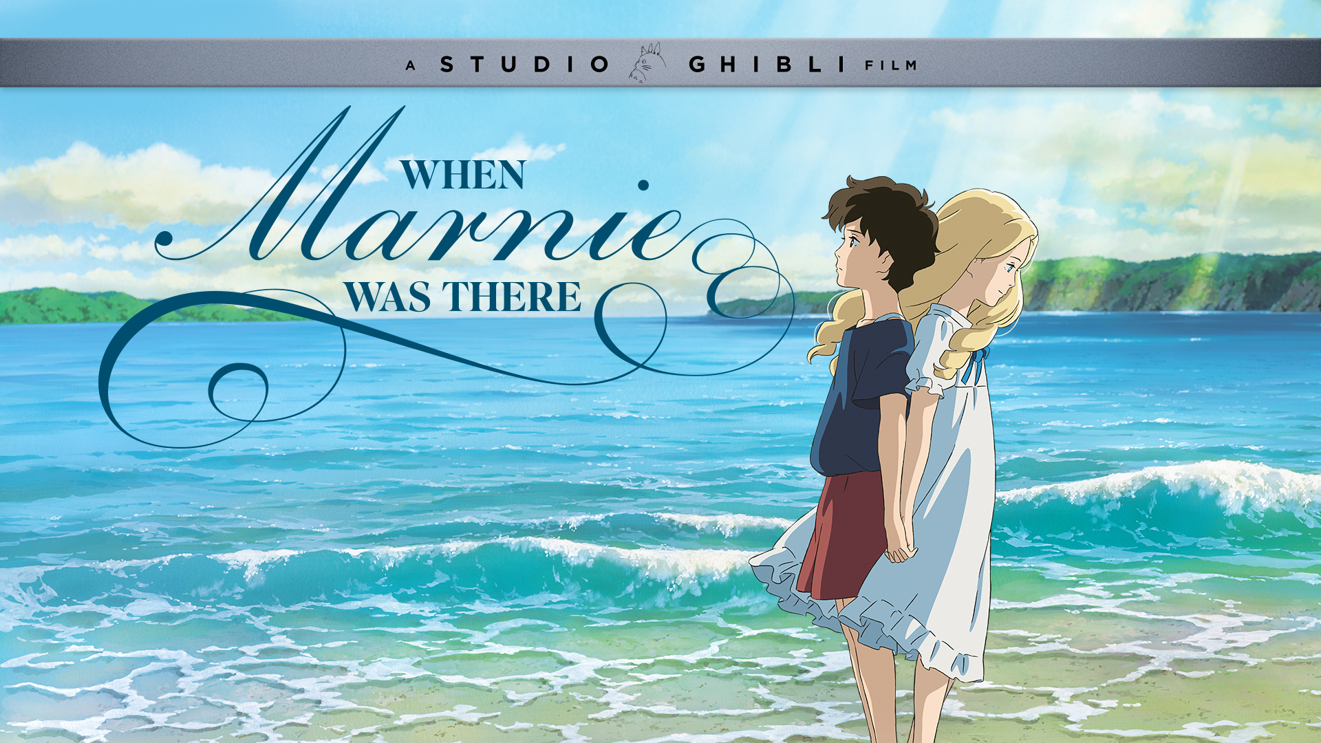 When Marnie Was There (English Language)