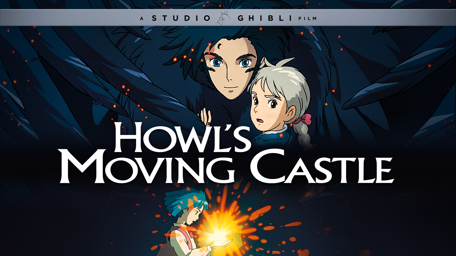 Howl's Moving Castle (English Language)