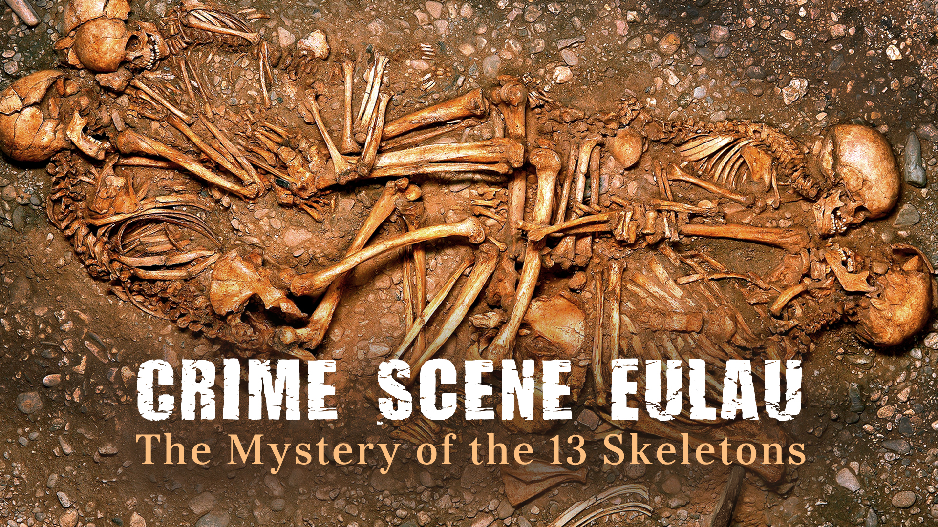 Crime Scene Eulau - The Mystery of the 13 Skeletons