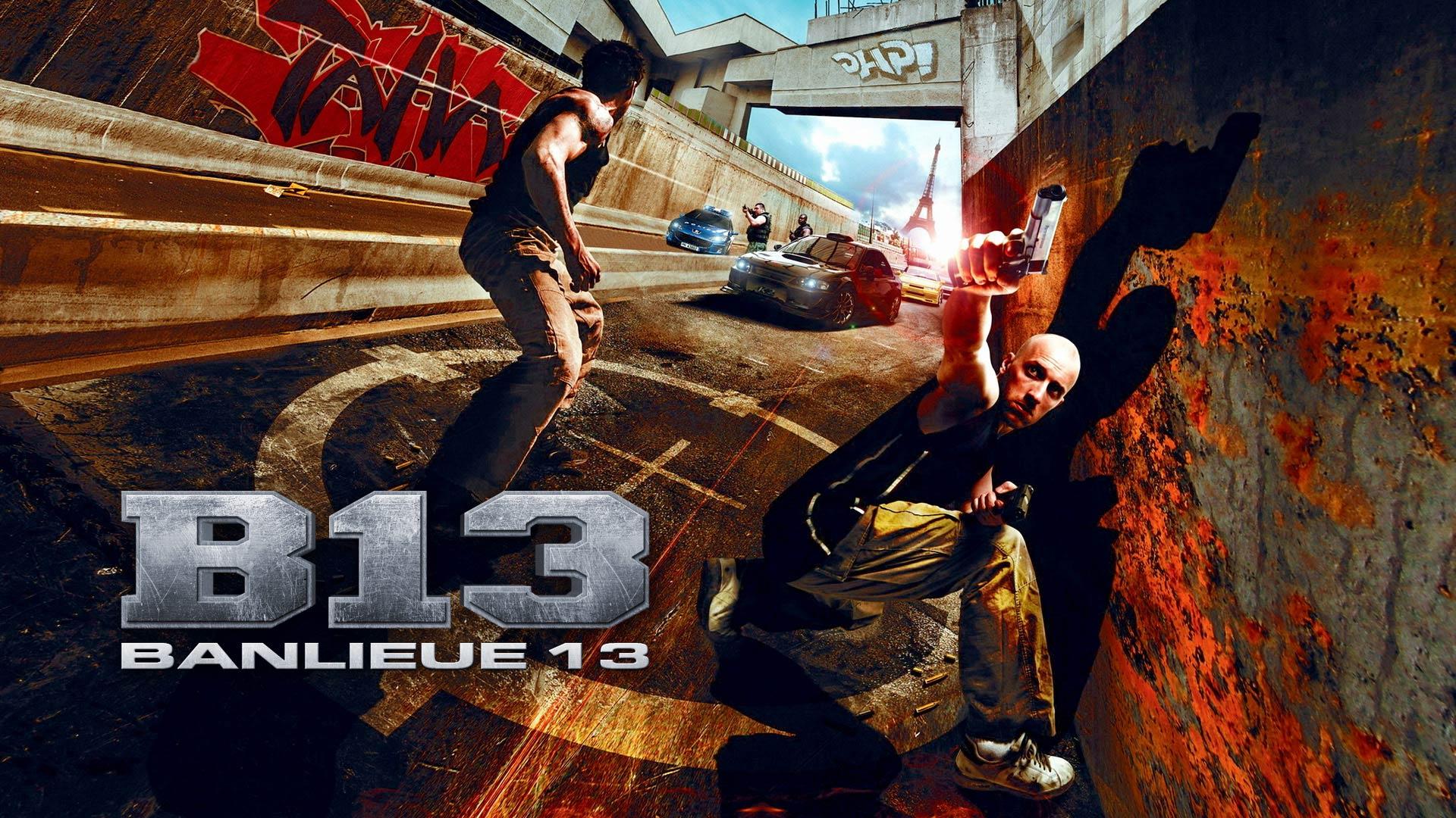 District B13 (English Subtitled)