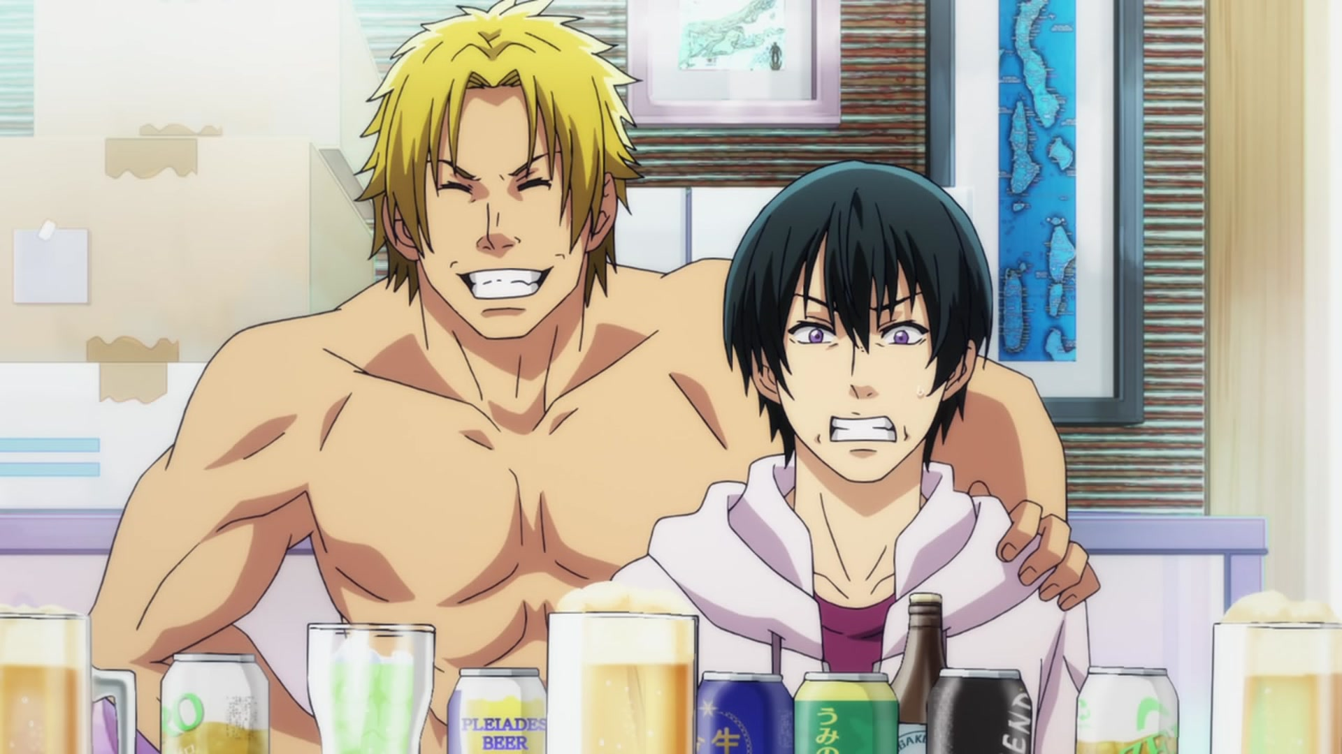 Grand Blue Chapter 68 Release Date