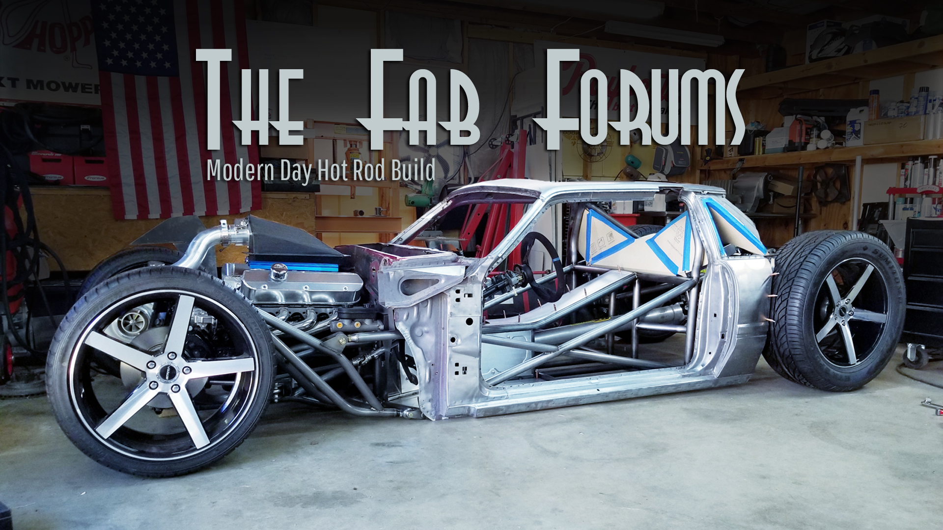 Modern Day Hot Rod Build